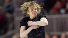 Kevin Reynolds, Canadian figure skater, has hip surgery