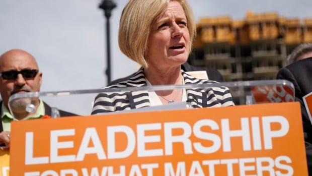 The NDP is solidly in first place among decided voters in Alberta, according to an exclusive CBC poll from Return On Insight.