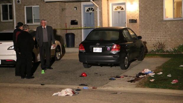 Shooting In Kitchener Ontario