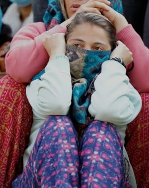 Nepal earthquake teen rescue