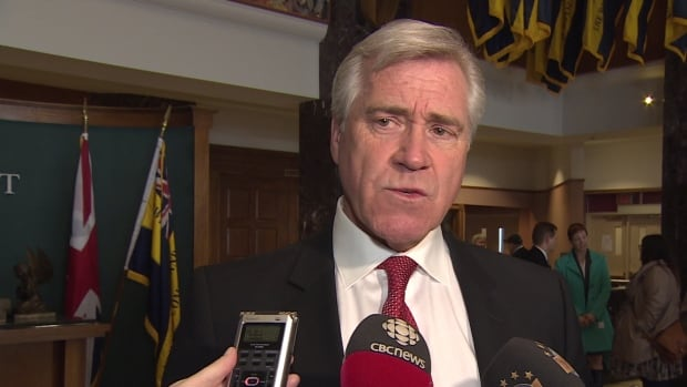 Liberal Leader Dwight Ball said he wants to repeal a decision to increase the HST from 13 to 15 per cent.