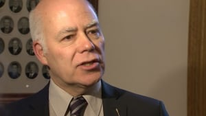 Green Party Leader David Coon