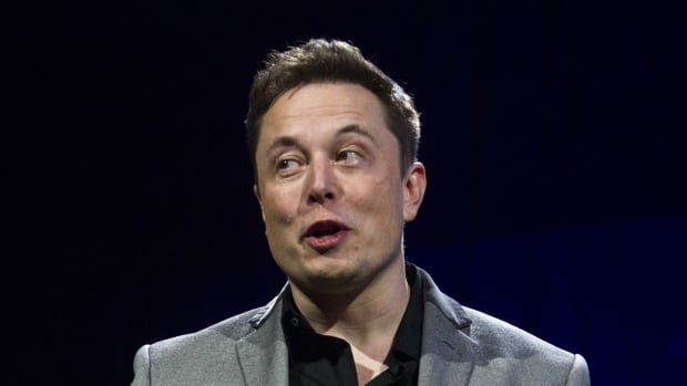 Tesla CEO Elon Musk unveiled the company's Powerwall and Powerpack storage devices at an event in California on Thursday.