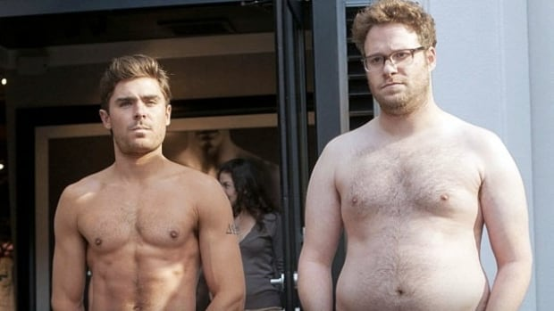 Zac Efron may be ripped, but Seth Rogen's body type is all the rage right now according to proponents of the dadbod trend.