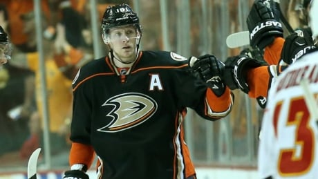 Flames Need Answer For Ducks' Corey Perry