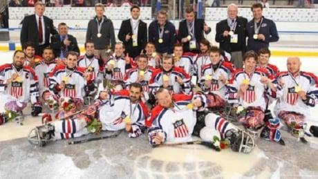 Canada Falls To U.S. In Sledge Hockey Worlds Final