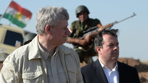 The PMO's in-house production 24 Seven produced multiple videos promoting the prime minister's tour to Iraq.