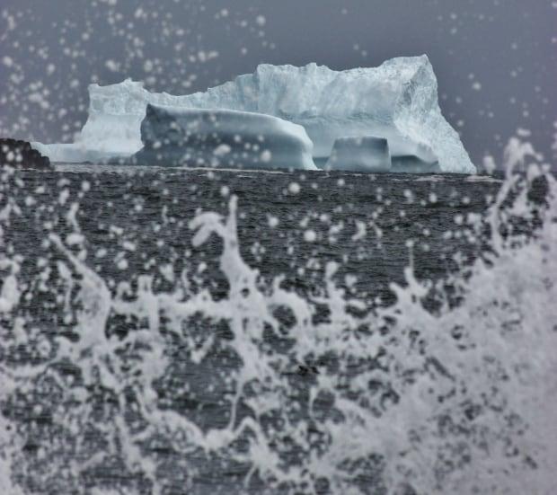 Torbay iceberg by Ronald O'Toole