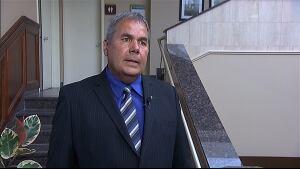Robert Riel, Granby deputy mayor