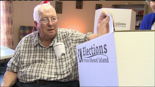 Voter turnout in the P.E.I. provincial election was up by 10.5 per cent.