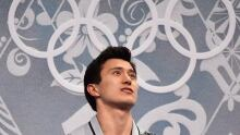 Patrick Chan finds perspective in year of adventure