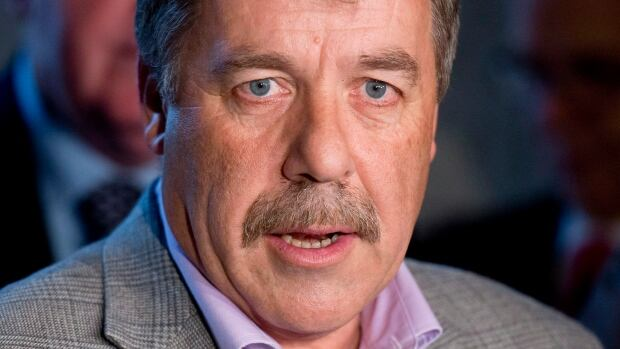 New Democrat incumbent Peter Stoffer has been defeated in Sackville-Preston-Chezzetcook.