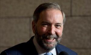 NDP Caucus 20150506