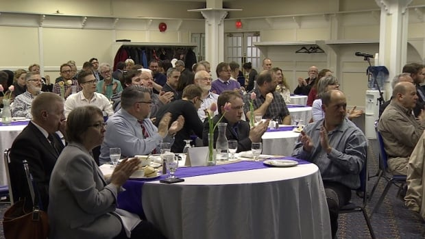 Attendees at the Chamber of Mines luncheon on Wednesday heard from the executive director of a Vancouver-based company that promotes public dialogue as key to the future of resource development.