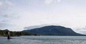 Lelu Island LNG site