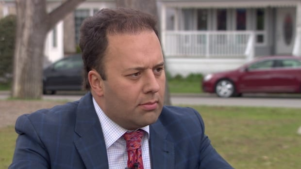 Jonathan Denis spoke to CBC about his thoughts following a massive election loss for his party, including his seat in Calgary-Acadia, on Tuesday.