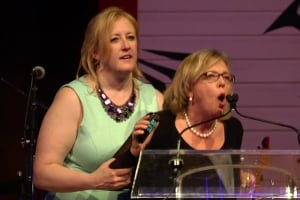 Lisa Raitt Elizabeth May speech press gallery dinner May 9 2015