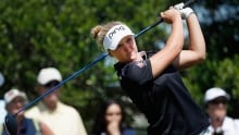 Brooke Henderson to play 1st golf major as pro after getting exemption