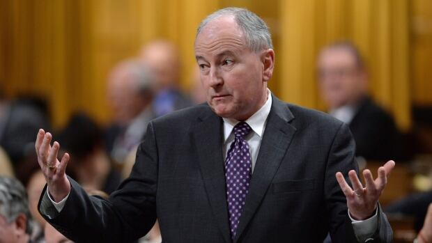 A spokesperson for Foreign Affairs Minister Rob Nicholson said that, as the report indicates, the threat from ISIS is real and that the government believes expanding and extending the mission is the 'right thing to do.'