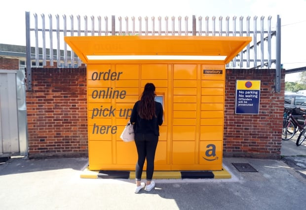 amazon locker online shopping