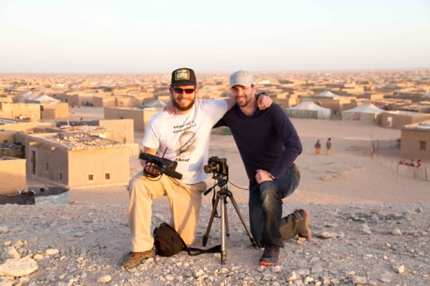 Josh Campbell Western Sahara 1