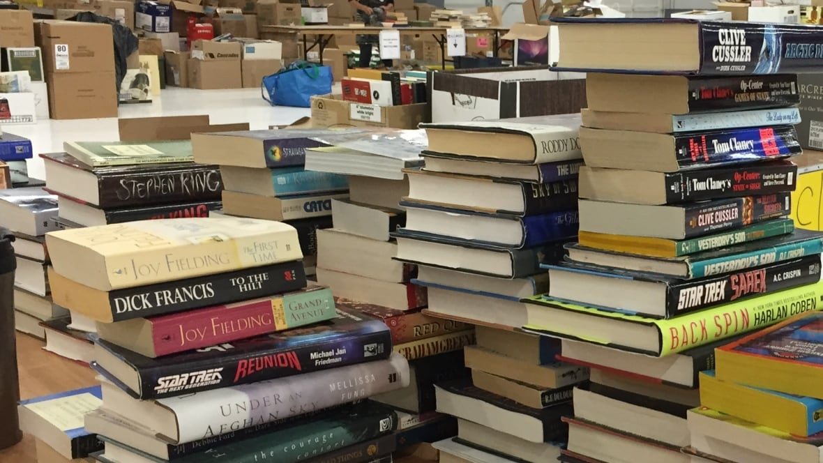 Calgary Public Library takes aim at publishers for ...