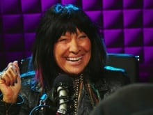 """Buffy Sainte-Marie: """"I don't believe in burning out"""""""