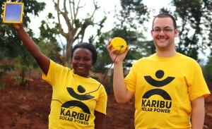 KARIBU Solar Power
