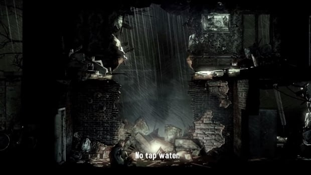 A still from This War of Mine