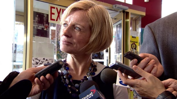 Big Oil may consider it a non-starter, but looking at a new refinery was one of Alberta Premier Rachel Notley's campaign planks.