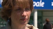 Debra Bournes Vice President of Clinical Programs at the Ottawa Hospital