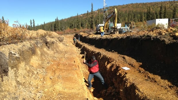 Kaminak Gold says the proposed open-pit gold mine south of Dawson City would provide 480 permanent jobs.