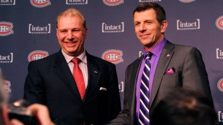 Canadiens GM Bergevin: Therrien Isn't Going Anywhere