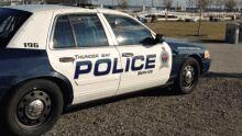 Thunder Bay Police Cruiser