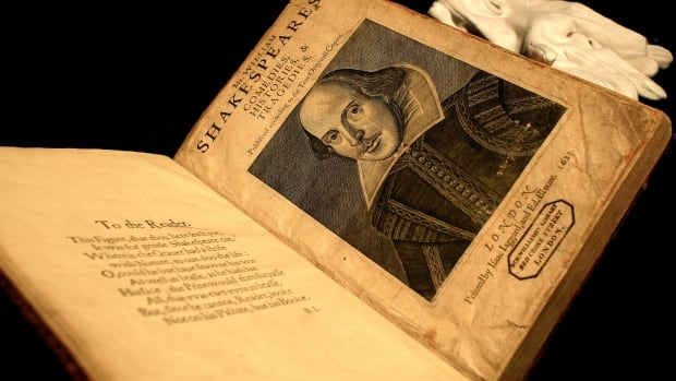 William Shakespeare's First Folio