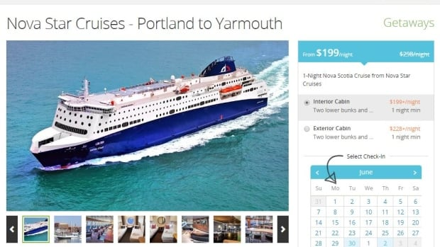 This year, the ferry company is expanding its marketing strategy to include a Groupon campaign. The online coupon service will offer a 30 to 60 per cent discounts off regular fares.