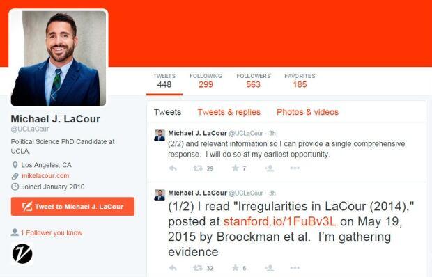 Michael J. LaCour for AIH