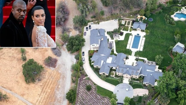 Celebrity estates staying green amid California drought ...