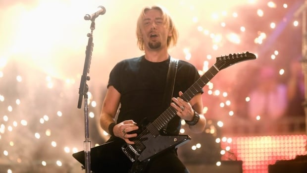 Chad Kroeger, seen here performing with Nickelback in 2009
