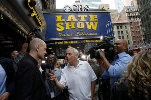 Letterman Last Show