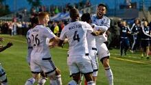 Whitecaps defeat FC Edmonton, advance to Canadian Championship final