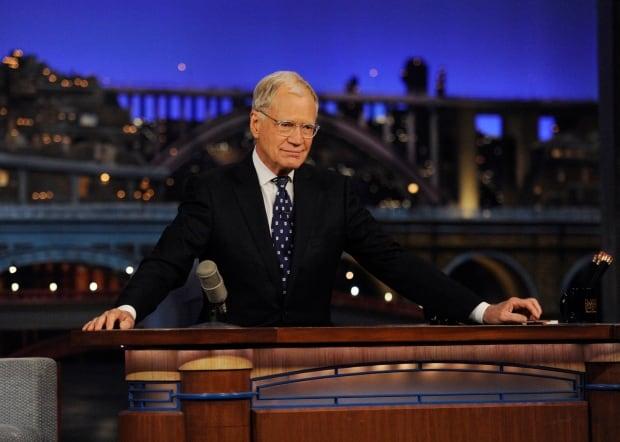 David Letterman-desk