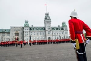 Royal Military College of Canada Commissioning Parade