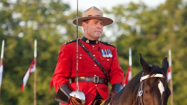 Nope, not a dictator. Just a Mountie. A recent U.S. government study indicated 33 per cent of American eighth graders currently believe that Canada is a dictatorship.