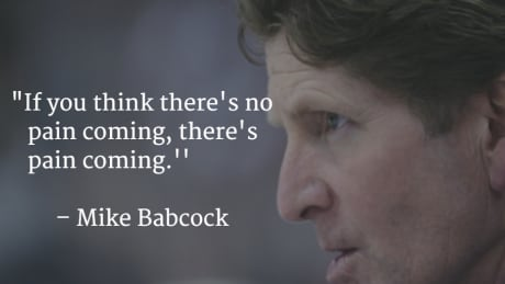 Babcock means business