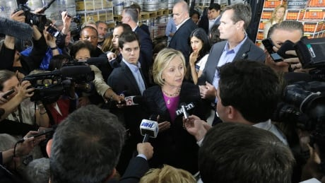Hillary Clinton emails show concern about image after Benghazi attack