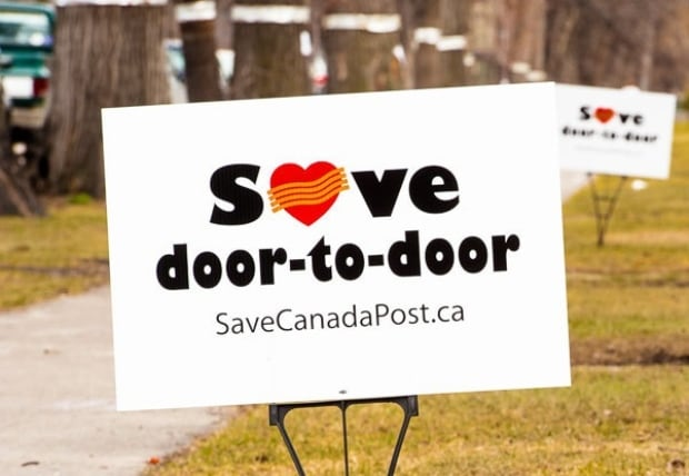 CANADIAN UNION OF POSTAL WORKERS - Delivery