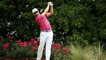 Kevin Na has 2-shot lead at Colonial, 4 Canadians make the cut