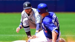 Blue Jays falter again, drop game to Mariners
