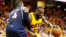 Lebron's triple-double gives Cavaliers commanding lead